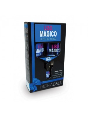 Kit Liso Mágico Hidrabell 500ml