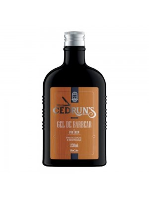 Gel Barbear Cedruns 230ml