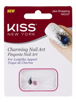 Charming Nail Art Jaw-Dropping NAC07